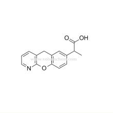 CAS 52549-17-4, Pranoprofeno Pureza NLM 99%