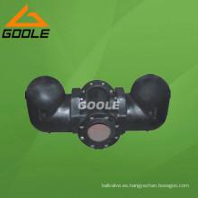 Trampa de vapor de flotador de doble bola con palanca (GAFT44)