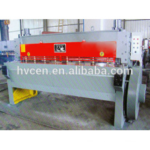 Q11-13 * 2500 cortante machinestrip tira máquina de corte