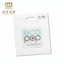 Sacos de mantimento plásticos biodegradáveis feitos sob encomenda resistentes amigáveis reusáveis de Eco por atacado