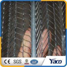 Los materiales de construcción de metal ampliaron el precio del listón de malla de metal