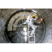 Rostplatte mit hohem Mangangehalt für Ball Mining (DR)
