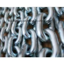 Chaîne en acier rond, acier calibré, 8 mm X 29 X 44