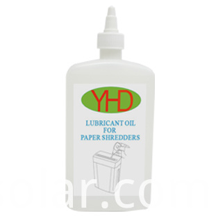 paper shredder lubricant oil
