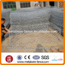 2015 shengxin quente venda negativa giro quente mergulhado galvanizado Hexagonal Wire Mesh, gaiola de galinha engranzamento de arame