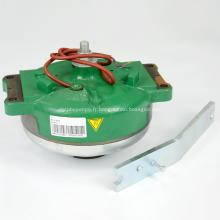Système de freinage pour machine sans engrenages KONE Elevator MX20