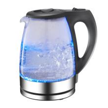 Электрический чайник, водонагреватель, стеклянный чайник, кофейник SpeedBoil Tech, 1,8 литра, беспроводной, со светодиодной подсветкой, стеклянный чайник