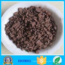 Réduire le filtre à sable de manganèse et de manganèse dans les eaux souterraines