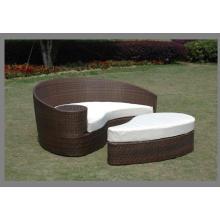 Cama de jardín Rattan venta muebles precio fijo
