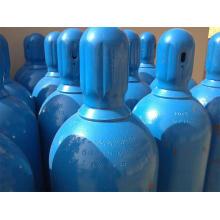Cilindro de gás industrial e médico