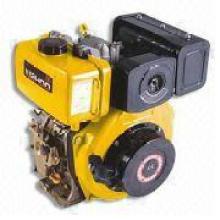 CE Motor Diesel refrigerado por aire WD186 4 Stroke refrigerado por aire