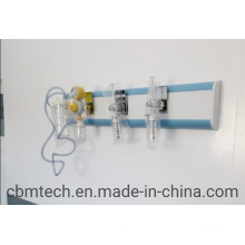 Hospital Bed Head Unit Medical Gas System Head Panels