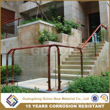 Stainless Steel Balcony Railing Design