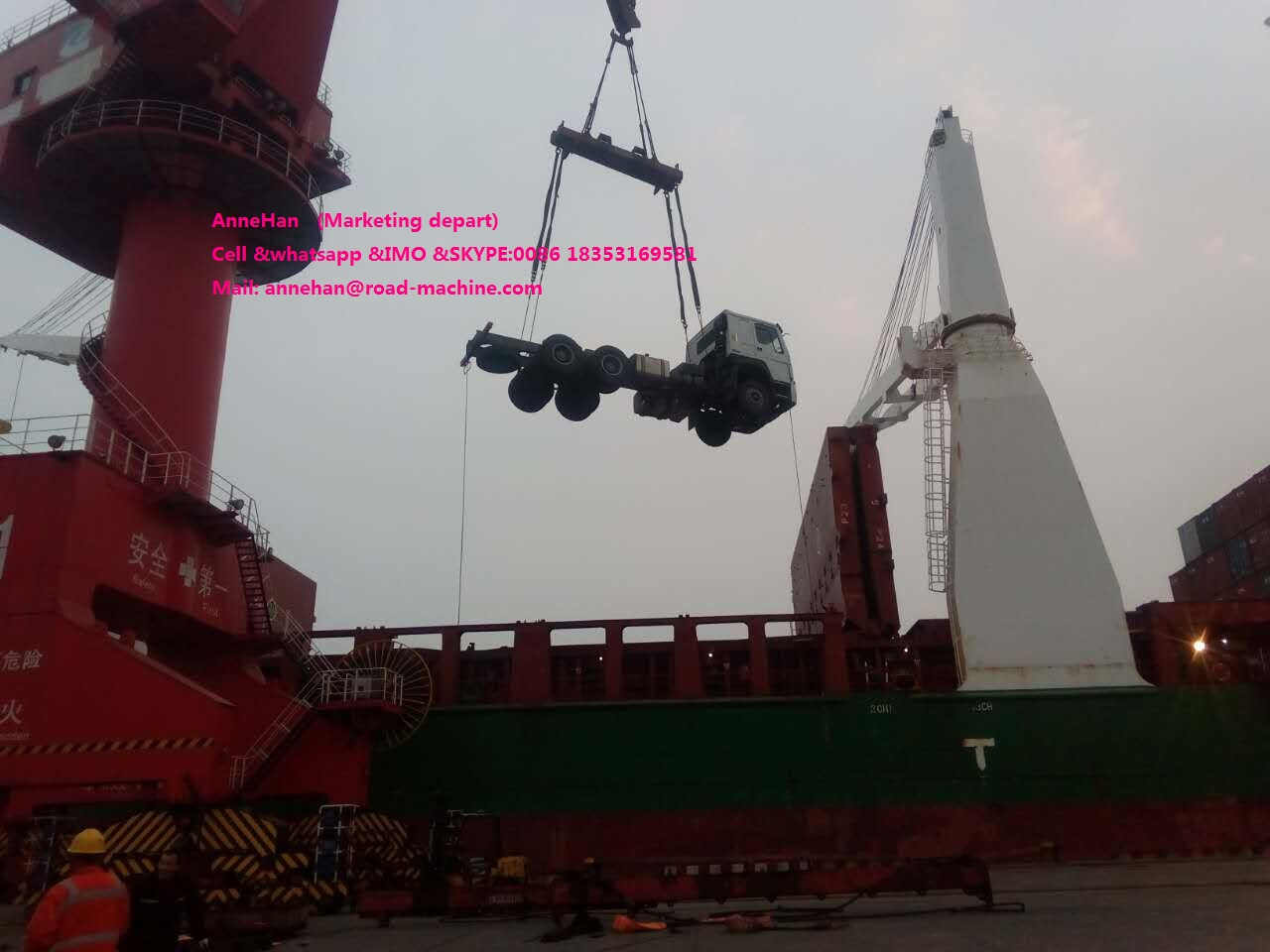 cargo truck chassis delivery ptos (9)