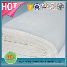 Tela tecida algodão do poliéster do preço de fábrica da matéria têxtil para a folha de cama
