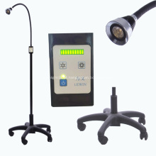 Luz vertical do exame do diodo emissor de luz