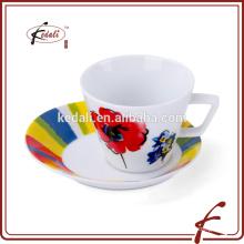 Nokiaa kundenspezifische keramische Porzellan-Kaffeetasse-Becher gesetztes Geschenk-Satz
