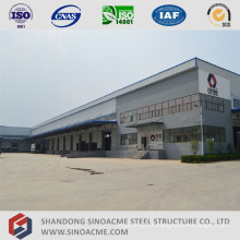 Prefabricated Metal Frame Logistic Warehouse