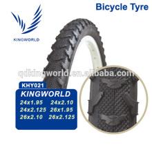 Novo pneu de bicicleta estilo novo de Design padrão