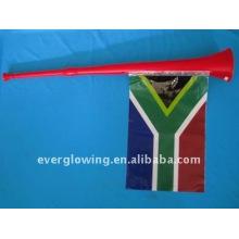 mini plastic vuvuzela horn