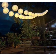 LED Lantern String Lights