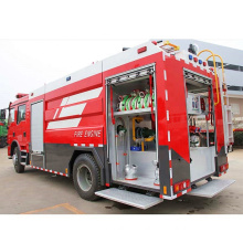 Shaanxi Shacman Mini Firefighter Truck Small Fire Truck Water Tanker Truck