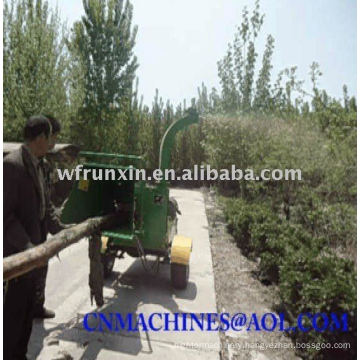 40hp wood chipper WC-40 CE approved