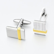 Запонки для мужчин с металлическим масонским золотым покрытием на заказ