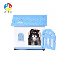 Qualidade superior hotsell pet casa de plástico