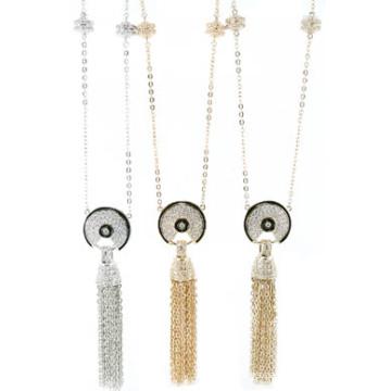 Nuevo diseño para la joyería de plata del collar 925 de la mujer (N6653)