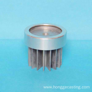 Die Casting Precision Aluminum Alloy LED Heat Sink