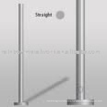 Round Straight Aluminum Pole