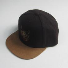 Polyester Felt Embroidery Snapback Cap
