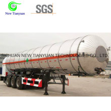 Lco2 Medium 28m3 Volume Liquid Tank Semi-Trailer