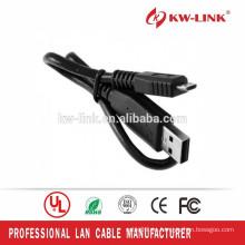 Cable USB2.0 Micro USB de alta calidad