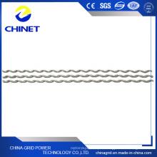 Barres d'armure courte ou réparation pour ACSR / Conducteur en aluminium