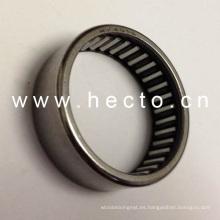 Rodamiento de rodillos métrico de la aguja de la taza dibujada HK4016