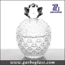 Clear Glass Candy Jar (GB1834XX)