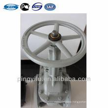 Carbon steel russia standard brass yoke nut gate valve Z41H-16C
