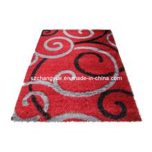 Tapis modernes en polyester ultra épais de haute qualité