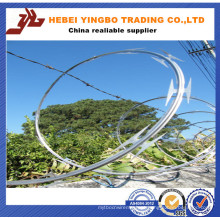 Razor Wire Bto-22 Cbt-65 / Razor Barbed Wire / Flat Razor Wire