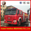 4000 Gallons Foam Fire Trucks