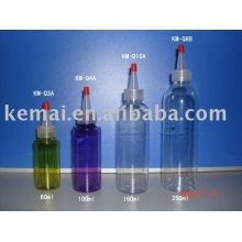 Bouteilles squeeze de 60 ml à 250 ml