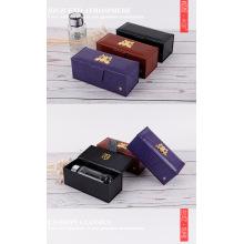 Embalaje de regalo de caja de botella de perfume de alta gama personalizado