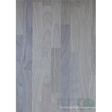 Mixto de nogal negro dedo de madera para muebles / decoración