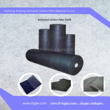 Luftreinigung Aktivkohlefaser