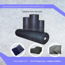 Chine bonne qualité Activer le tissu de fibre de carbone