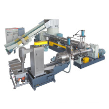 PP PE Waste Plastic Granulating Pelletizing Machine
