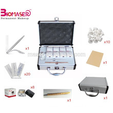 Hot Sale Lips Kit and 3d Tattooed Eyebrows Microblading Kit for Sale