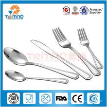 international hot sale stainless steel flatware